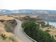 Historic Columbia River Highway